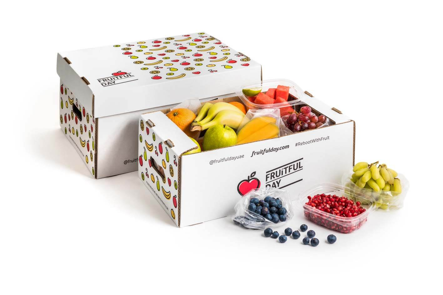 Fruits box subscription service