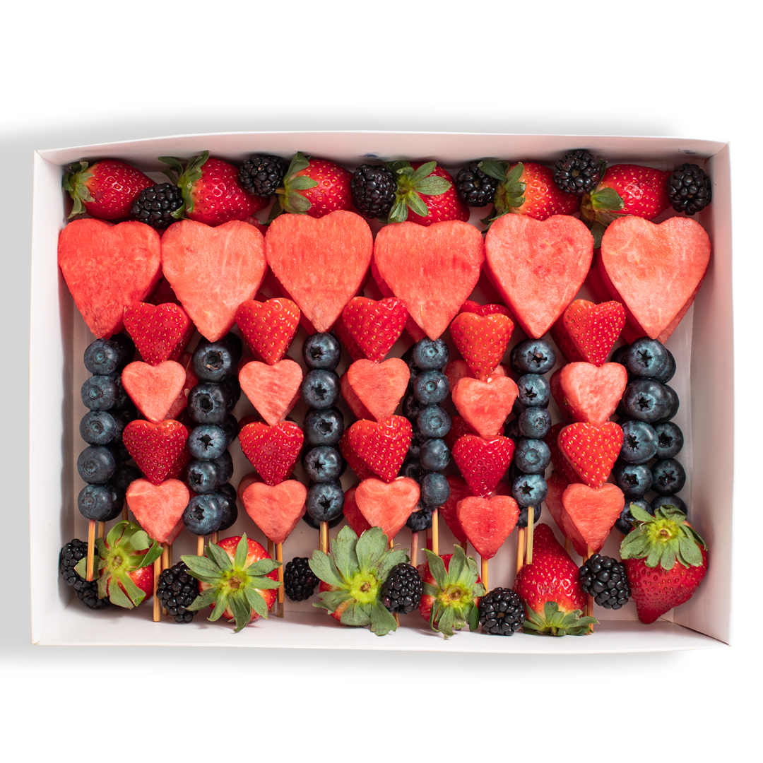 You are Berry Special - Valentines Skewers