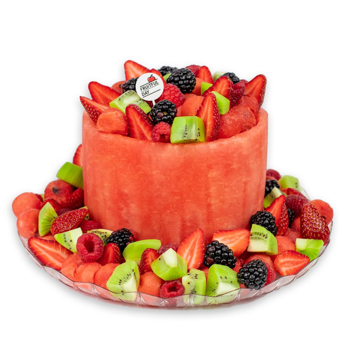 Kiwi Cake 1-Tier