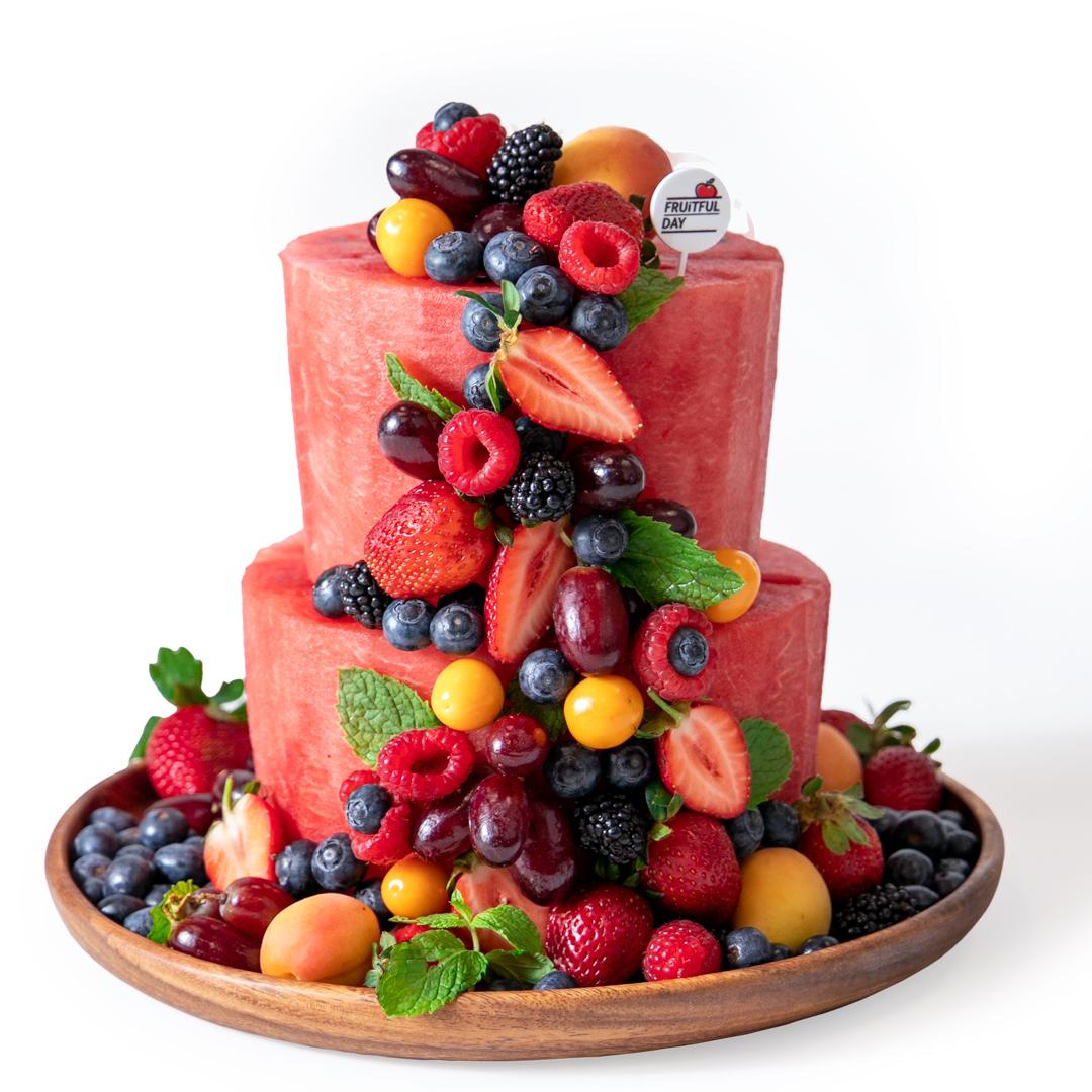 Luxury 2-Tier Cake