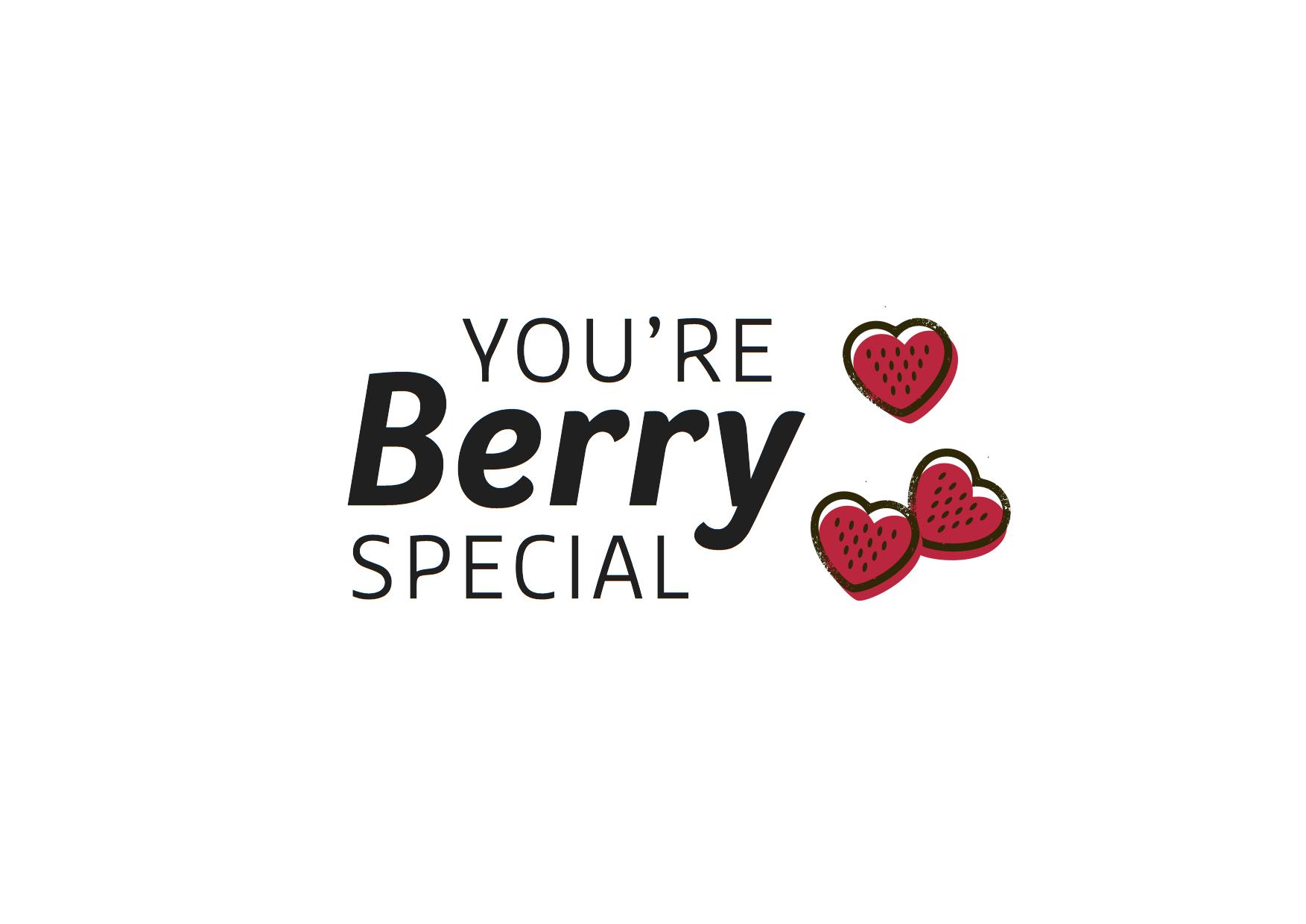 Fruit & Berry Snack Box