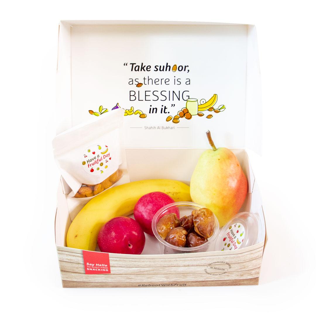 Ramadan Suhoor Snack Box