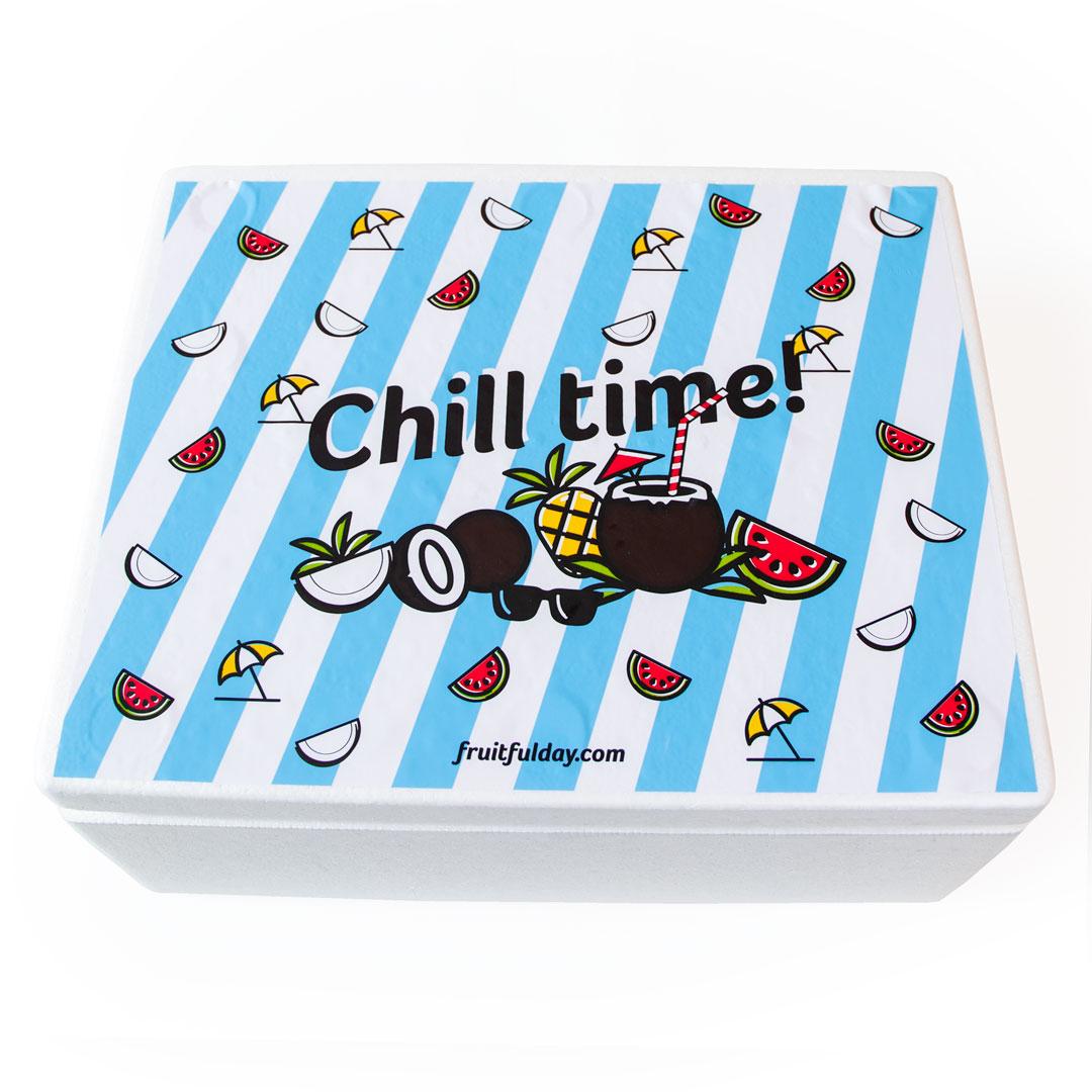 Rainbow Chill Time Box