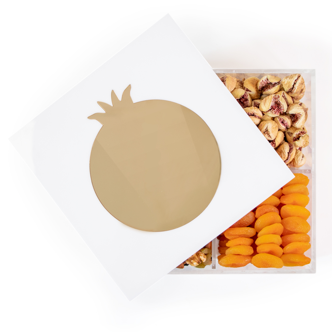 Premium Dried Fruits and Nuts Acrylic Box